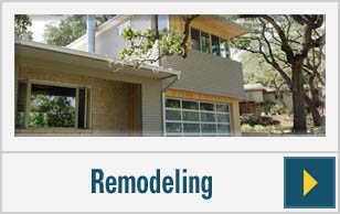 Remodeled house, Austin TX